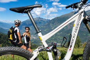 Radurlaub Südtirol