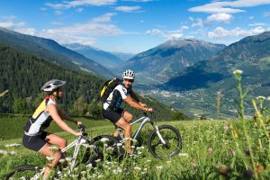 Mountainbike Hotel Meran