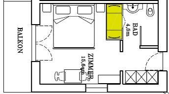Komfortdoppelzimmer-karte