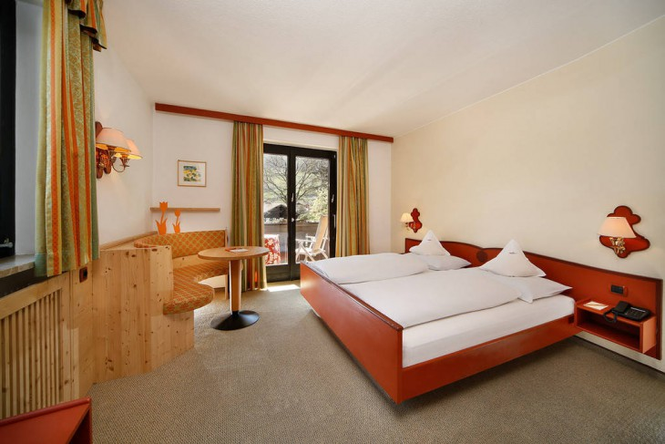 hotel tirolerhof, algund