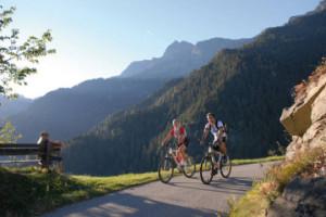 Berglandschaft Südtirol