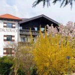 Tirolerhof Außenansicht auf das Hotel
